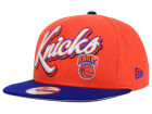New York Knicks New Era NBA HWC Style Side 9FIFTY Snapback Cap Adjustable Hats