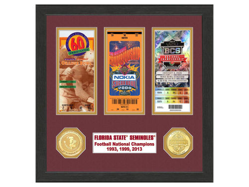 Florida State Seminoles Highland Mint Ticket Mint Event