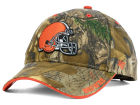 Cleveland Browns '47 NFL Realtree Frost MVP Cap Adjustable Hats