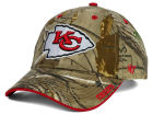 Kansas City Chiefs '47 NFL Realtree Frost MVP Cap Adjustable Hats