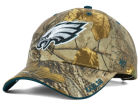 Philadelphia Eagles '47 NFL Realtree Frost MVP Cap Adjustable Hats