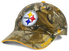 Pittsburgh Steelers '47 NFL Realtree Frost MVP Cap Adjustable Hats