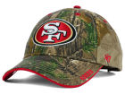 San Francisco 49ers '47 NFL Realtree Frost MVP Cap Adjustable Hats