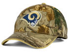 St. Louis Rams '47 NFL Realtree Frost MVP Cap Adjustable Hats