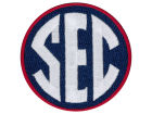 Mississippi Rebels SEC Conference Patch Apparel & Accessories