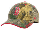 Boston Red Sox '47 MLB Real Tree Frost Cap Adjustable Hats