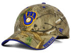 Milwaukee Brewers '47 MLB Real Tree Frost Cap Adjustable Hats