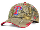 Texas Rangers '47 MLB Real Tree Frost Cap Adjustable Hats