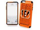 Cincinnati Bengals Forever Collectibles iphone 6 Plus Dual Hybrid Case Cellphone Accessories
