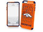 Denver Broncos Forever Collectibles iphone 6 Plus Dual Hybrid Case Cellphone Accessories
