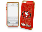 San Francisco 49ers Forever Collectibles iphone 6 Plus Dual Hybrid Case Cellphone Accessories