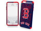 Boston Red Sox Forever Collectibles iphone 6 Plus Dual Hybrid Case Cellphone Accessories