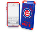 Chicago Cubs Forever Collectibles iphone 6 Plus Dual Hybrid Case Cellphone Accessories