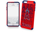 Los Angeles Angels Forever Collectibles iphone 6 Plus Dual Hybrid Case Cellphone Accessories