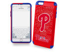Philadelphia Phillies Forever Collectibles iphone 6 Plus Dual Hybrid Case Cellphone Accessories