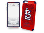 St. Louis Cardinals Forever Collectibles iphone 6 Plus Dual Hybrid Case Cellphone Accessories