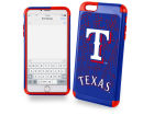 Texas Rangers Forever Collectibles iphone 6 Plus Dual Hybrid Case Cellphone Accessories