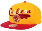 Cleveland Cavaliers Mitchell and Ness NBA Big Poppin Snapback Cap Adjustable Hats