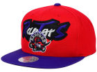 Toronto Raptors Mitchell and Ness NBA Big Poppin Snapback Cap Adjustable Hats