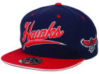 Atlanta Hawks Mitchell and Ness NBA Scripture Fitted Cap Hats