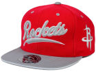Houston Rockets Mitchell and Ness NBA Scripture Fitted Cap Hats