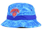 New York Knicks Mitchell and Ness NBA Big Wave Bucket Hats