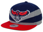 Atlanta Hawks Mitchell and Ness NBA Slasher Snapback Cap Adjustable Hats