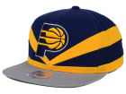 Indiana Pacers Mitchell and Ness NBA Slasher Snapback Cap Adjustable Hats