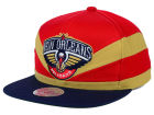 New Orleans Pelicans Mitchell and Ness NBA Slasher Snapback Cap Adjustable Hats