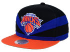 New York Knicks Mitchell and Ness NBA Slasher Snapback Cap Adjustable Hats