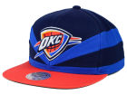 Oklahoma City Thunder Mitchell and Ness NBA Slasher Snapback Cap Adjustable Hats