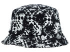 Kangol Black White Printed Bucket Hat Hats
