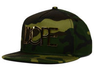 Dope Dope 24K Gold Snapback Hat Adjustable Hats