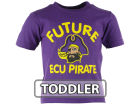 East Carolina Pirates New Agenda NCAA Toddler Future Frosh T-Shirt T-Shirts