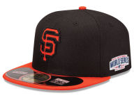 New Era MLB 2014 World Series Diamond Era 59FIFTY Patch Cap Fitted Hats