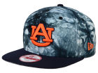 Auburn Tigers New Era NCAA Overcast 9FIFTY Snapback Cap Adjustable Hats