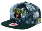 Baylor Bears New Era NCAA Overcast 9FIFTY Snapback Cap Adjustable Hats