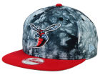 Delaware State Hornets New Era NCAA Overcast 9FIFTY Snapback Cap Adjustable Hats