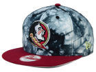 Florida State Seminoles New Era NCAA Overcast 9FIFTY Snapback Cap Adjustable Hats