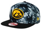 Iowa Hawkeyes New Era NCAA Overcast 9FIFTY Snapback Cap Adjustable Hats