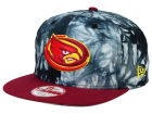 Iowa State Cyclones New Era NCAA Overcast 9FIFTY Snapback Cap Adjustable Hats
