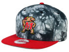 Maryland Terrapins New Era NCAA Overcast 9FIFTY Snapback Cap Adjustable Hats