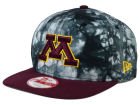 Minnesota Golden Gophers New Era NCAA Overcast 9FIFTY Snapback Cap Adjustable Hats