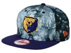 Morgan State Bears New Era NCAA Overcast 9FIFTY Snapback Cap Adjustable Hats