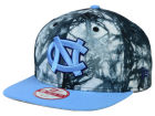 North Carolina Tar Heels New Era NCAA Overcast 9FIFTY Snapback Cap Adjustable Hats