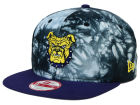 North Carolina A&T Aggies New Era NCAA Overcast 9FIFTY Snapback Cap Adjustable Hats