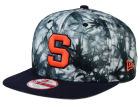 Syracuse Orange New Era NCAA Overcast 9FIFTY Snapback Cap Adjustable Hats
