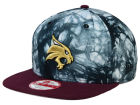 Texas State Bobcats New Era NCAA Overcast 9FIFTY Snapback Cap Adjustable Hats