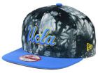 UCLA Bruins New Era NCAA Overcast 9FIFTY Snapback Cap Adjustable Hats