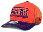 Clemson Tigers New Era NCAA Trip Trucker 9FORTY Cap Adjustable Hats